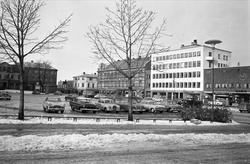Serie. Fra Horten sentrum og Bastø-fergen, Horten, Vestfold.