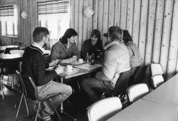 Storuman 1982. Baren Grill 79. Grillbar i utkanten av samhäl