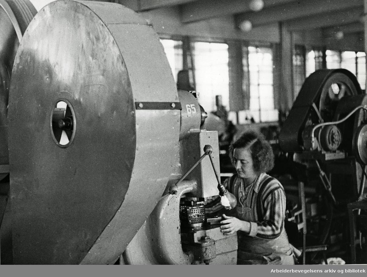 Standard telefon og kabelfabrikk,.1960-tallet