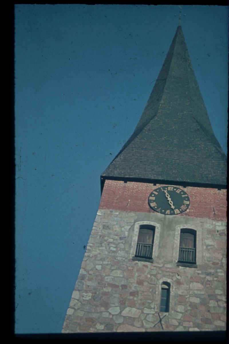 Vaksala kyrka, Vaksala, Uppsala 1945 - 1950