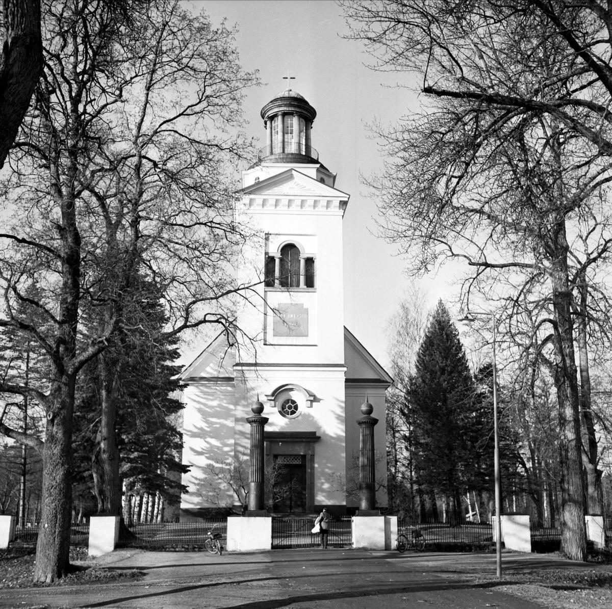 Söderfors kyrka, Söderfors, Uppland 1966