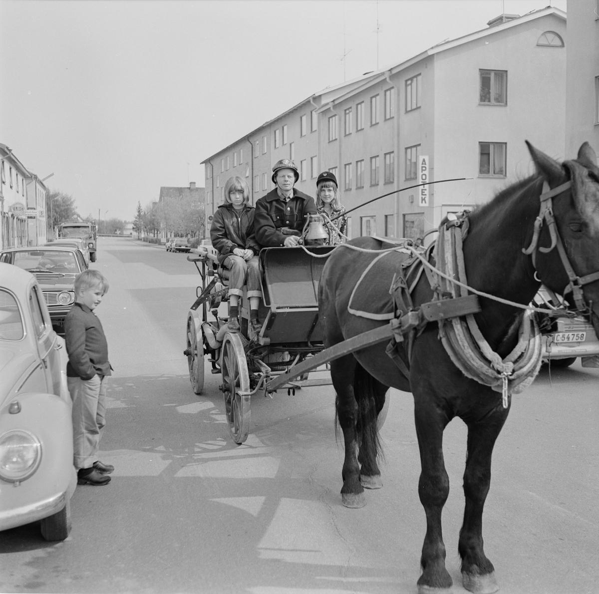 Barnens dag, Tierp, Uppland, maj 1968