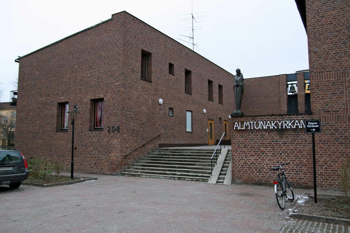 Almtunakyrkan, Fålhagen, Uppsala 2008