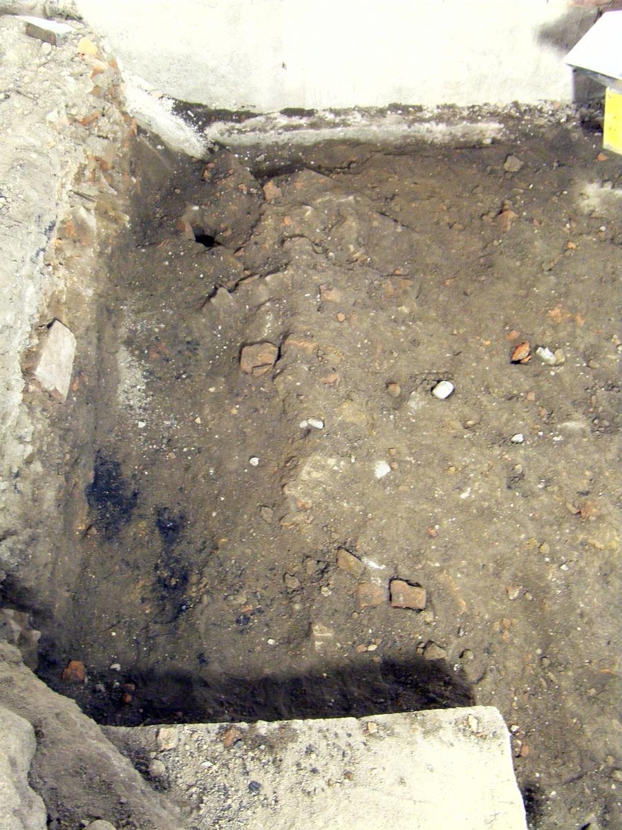 Särskild arkeologisk undersökning, Värmlands nation, Fjärdingen, Uppsala 2009