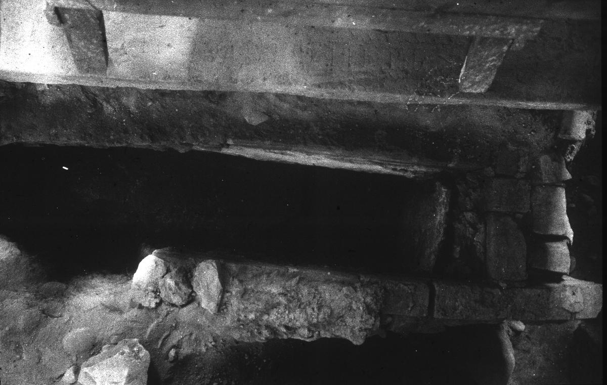 Sune Lindqvists grävningar - Arkeologi Gamla Uppsala 1926