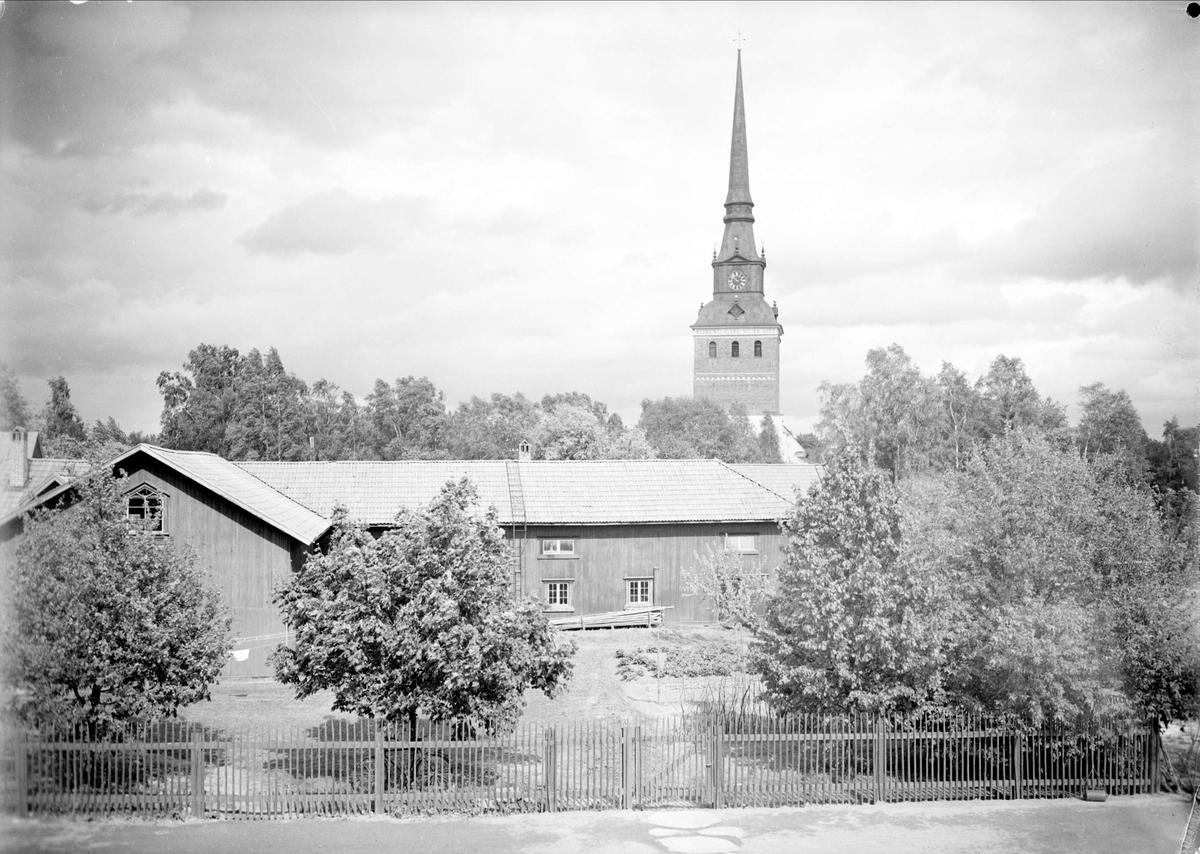 Zorngårdens uthus, Mora, Dalarna 1939