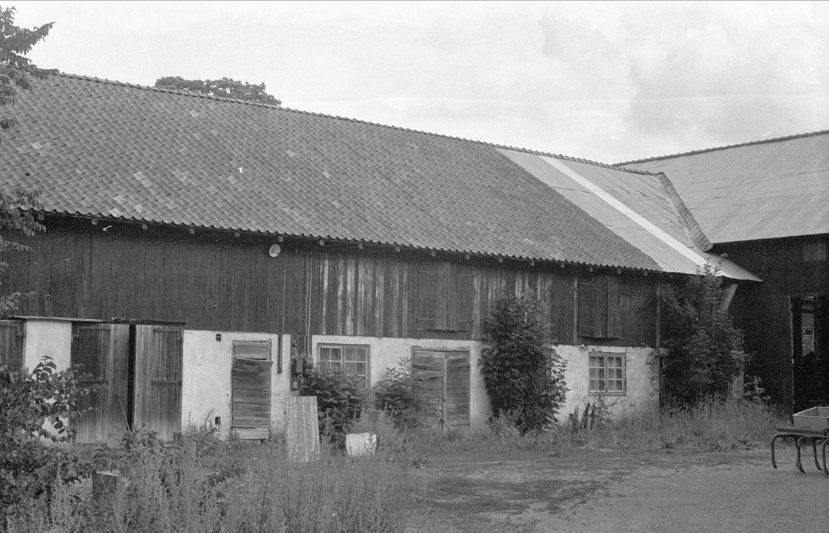 Ladugård och lider, Kolje 1:1- 3:1, Ärentuna socken, Uppland 1976