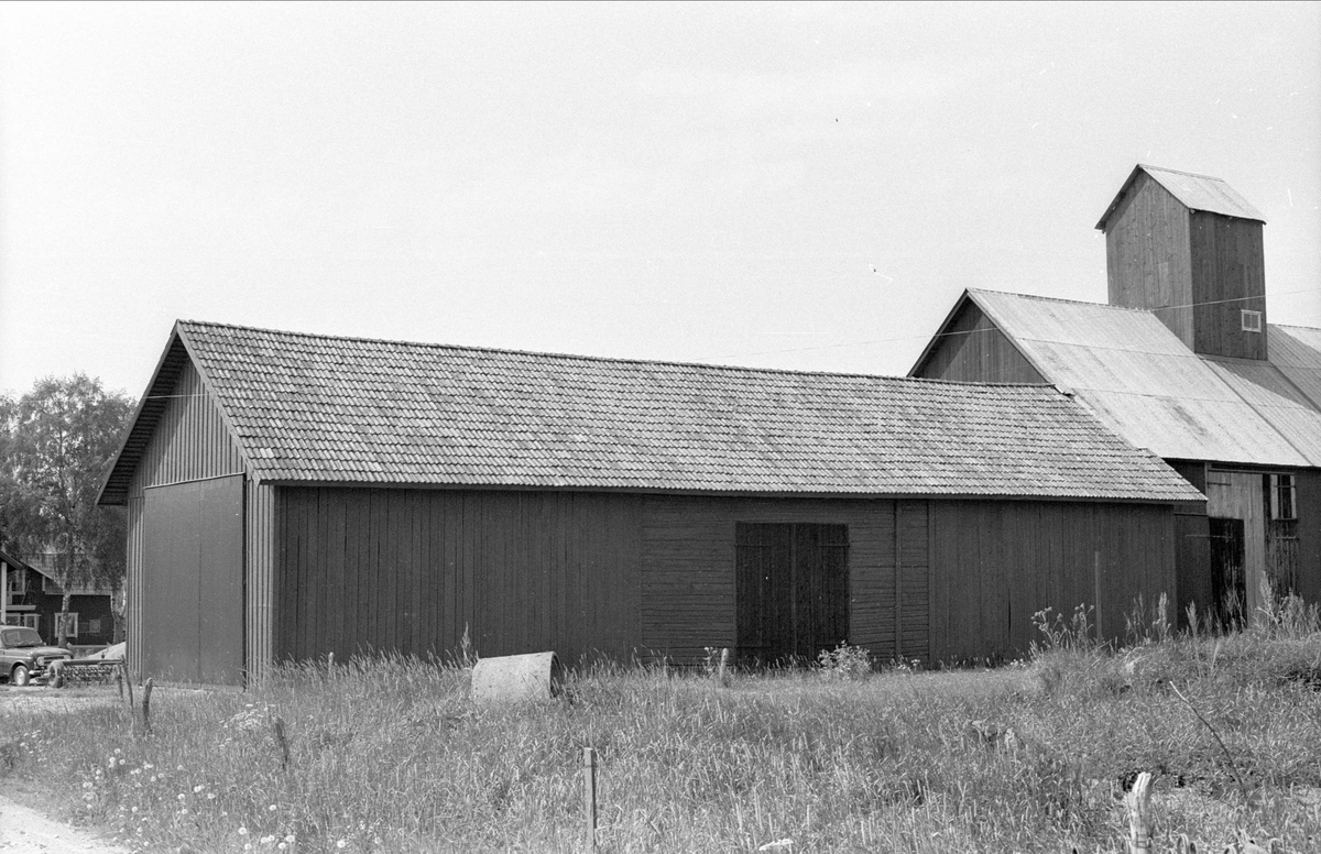 Loge, Tjocksta 1:3, Tjocksta, Danmarks socken, Uppland 1977