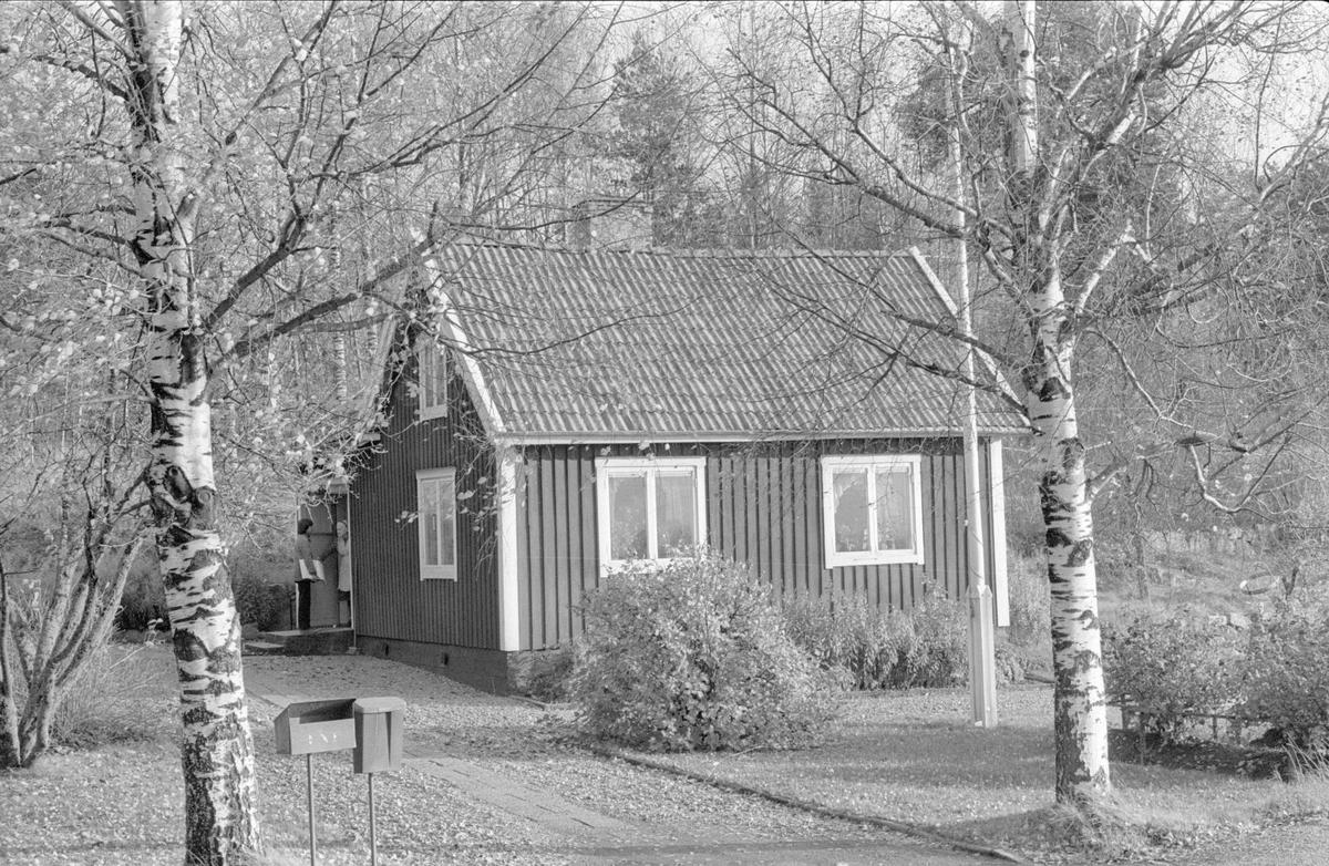 Bostadshus, Segersberg, Fullerö 21:46, Segersberg, Gamla Uppsala socken, Uppland 1978