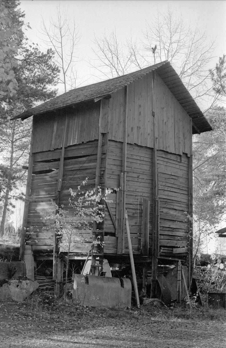 Spånhus, Fullerö 18:5, Hämringe, Gamla Uppsala socken, Uppland 1978