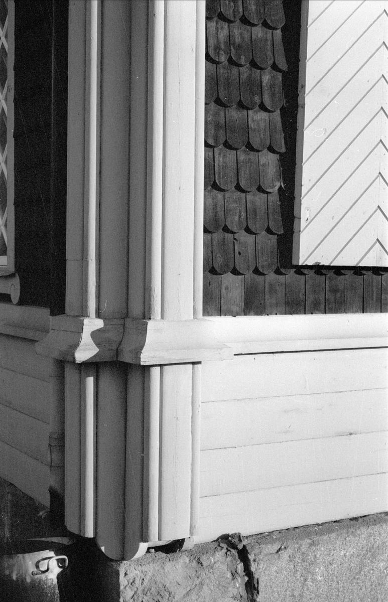Stationshus, Gamla Uppsala station, Gamla Uppsala, 1978