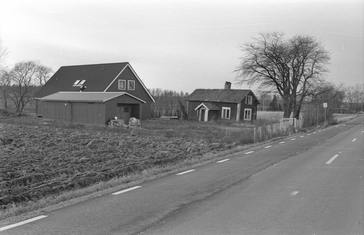 Villa, garage och stuga, Lilla Åby, Säby 4:6, Danmarks socken, Uppland 1978