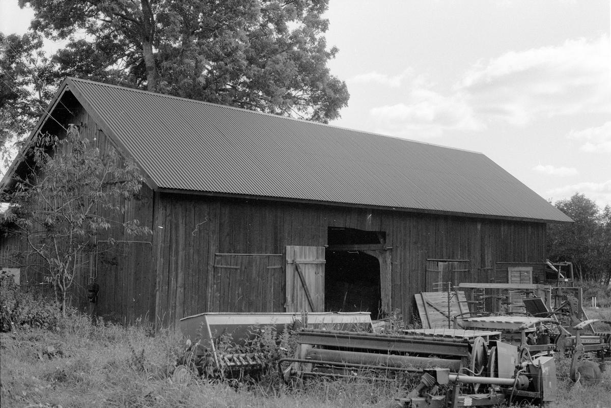 Lada, före detta Gränsta gästgivargård, Gränsta, Knutby socken, Uppland 1987