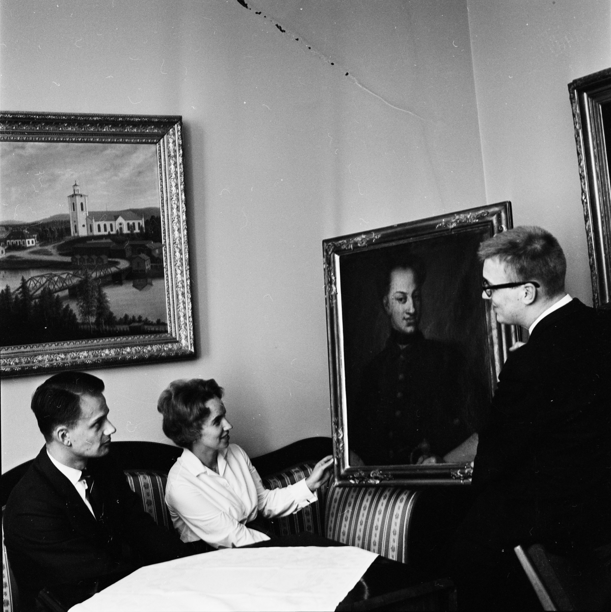 Gästrike-Hälsinge nation, Uppsala april 1963