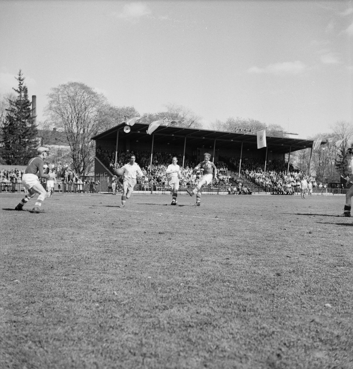 Fotboll, Vesta-Iggesund, Studenternas idrottsplats, Kronåsen, Uppsala