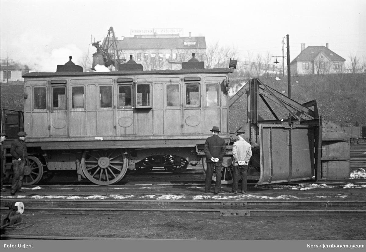 """""""Samleplog"""" for Gjøvikbanen"""