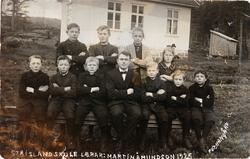 Strisland skole
