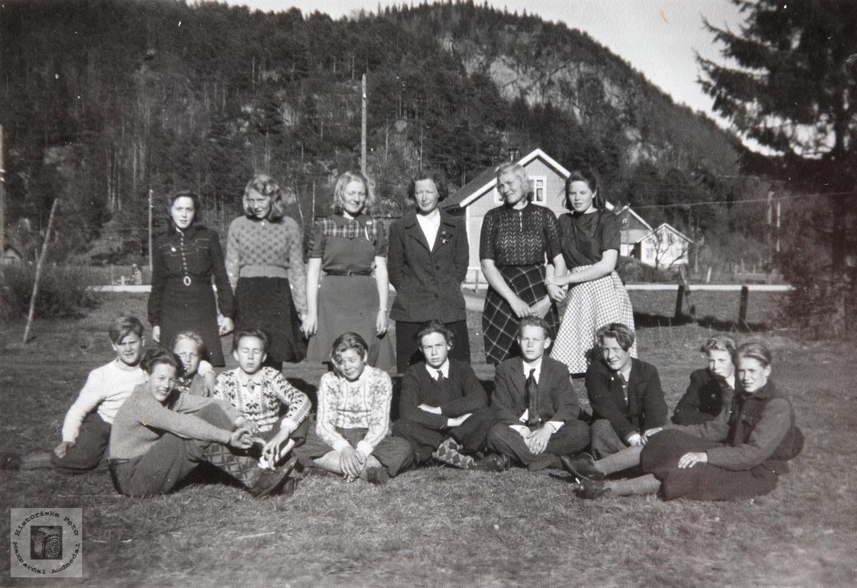 Framhaldskolen på Viblemo