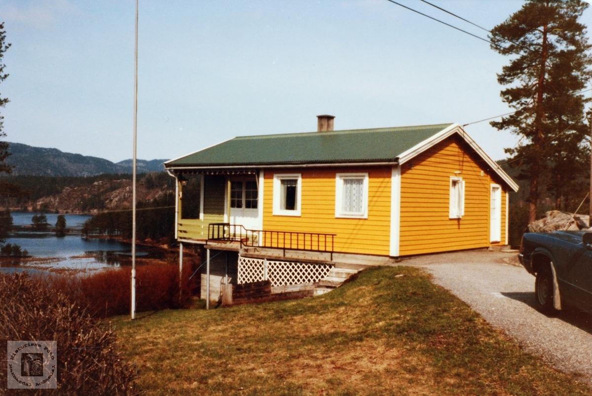 Heimen til Asborg og Ola Lian, Sveindal Audnedal.