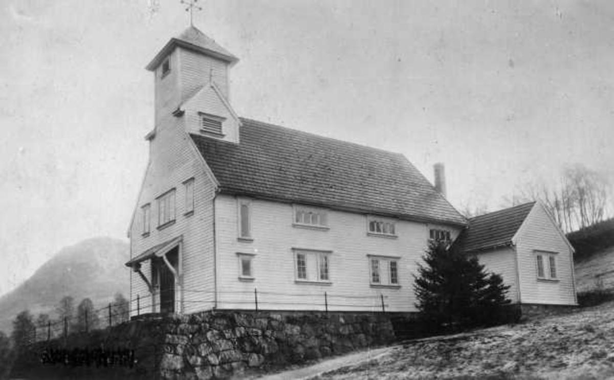 Sviland kapell - indviet 23 oktober 1913