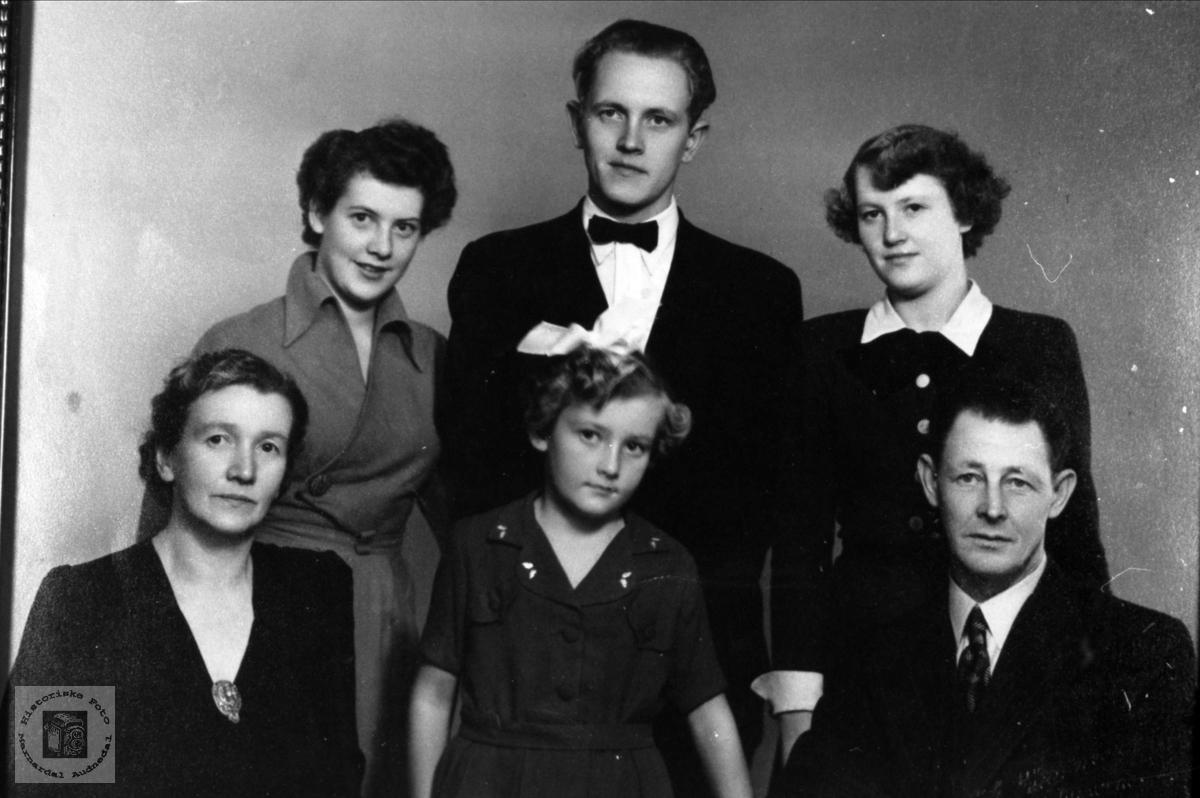 Familiegruppe Tveit.