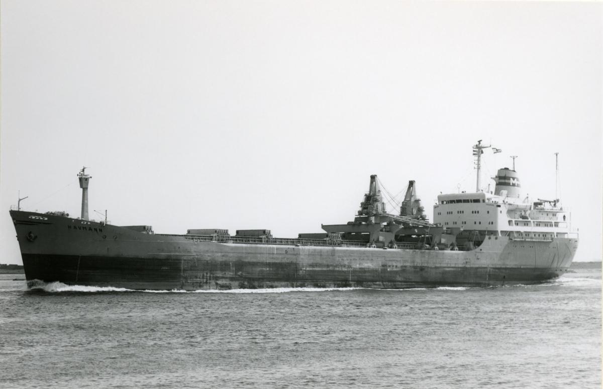 M/S Havmann (b. 1966, Ishikawajima-Harima Heavy-Industries Co. Ltd., Nagoya)