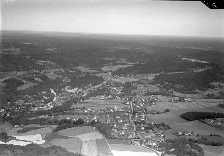 """Enligt Flygtrafik Bengtsfors: """"Munkedal Bohuslän""""."""