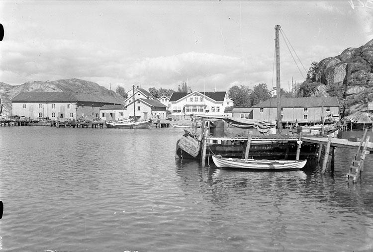 """Enligt AB Flygtrafik Bengtsfors: """"Havstenssund Bohuslän""""."""
