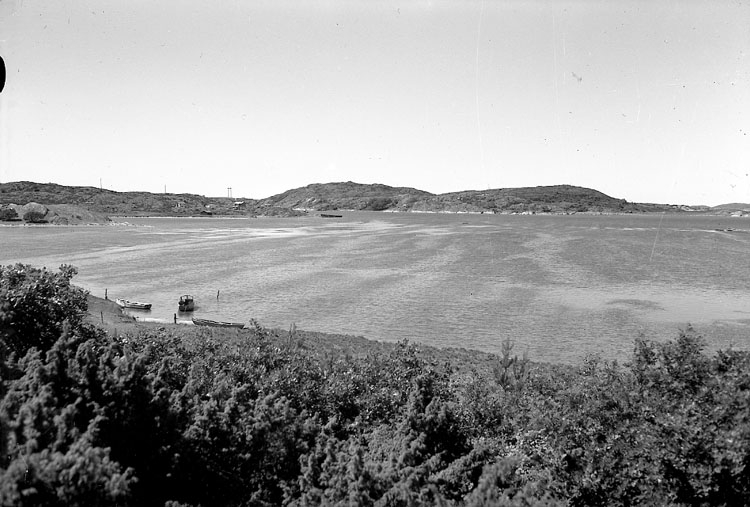 """Enligt AB Flygtrafik Bengtsfors: """"Lycke sjön Bohuslän""""."""