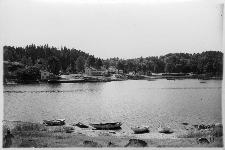 """Enligt AB Flygtrafik Bengtsfors: """"Stillingsön Bohuslän""""."""