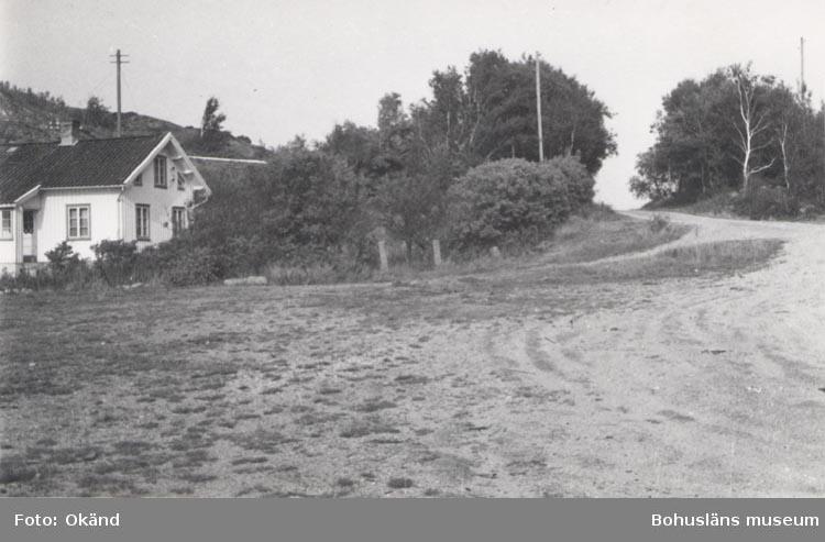 """Noterat på kortet: """"VRÅNGEBÄCK HERRENÄSET 10 Sept. 1955""""."""