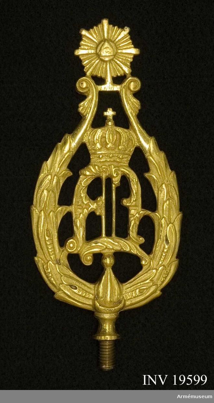 monogram Oskar II