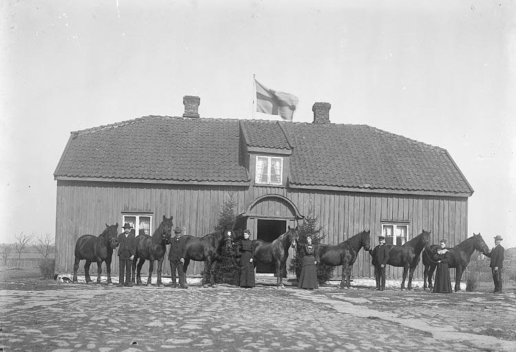 Manbyggnaden Halleby gård