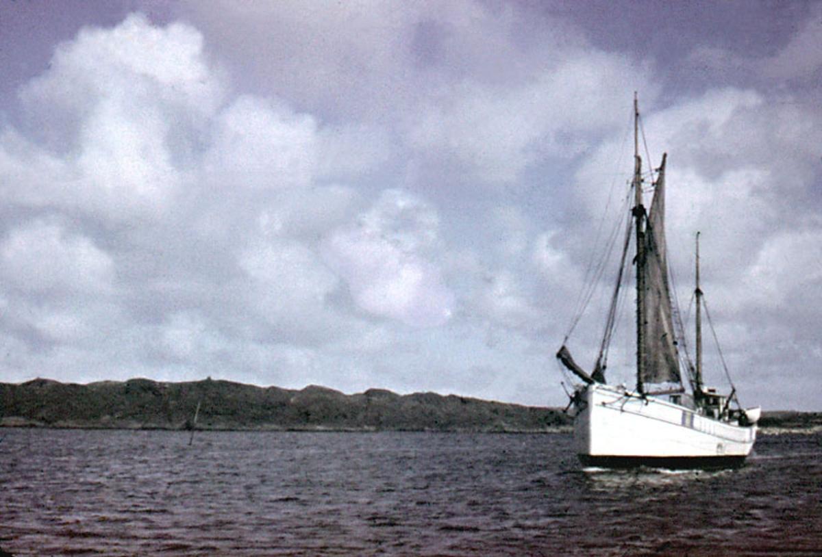 Kuttern PRIDE  på Kråkefjorden.