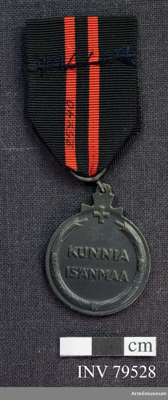 Utdelas för deltagande i 1939-1940 års krig.