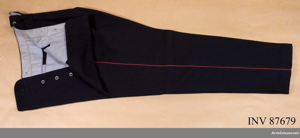 Grupp C:1. Klädesbyxor, långa.