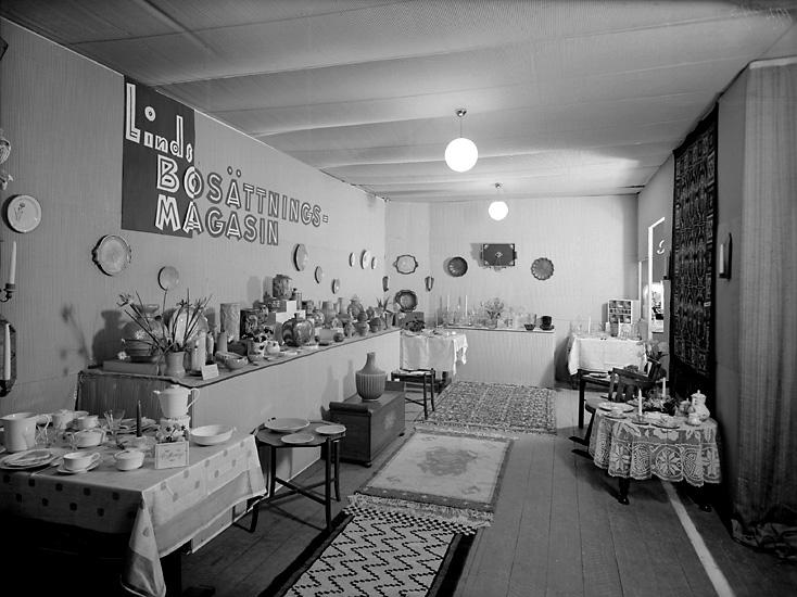 Utställningen Bygga & Bo 1936