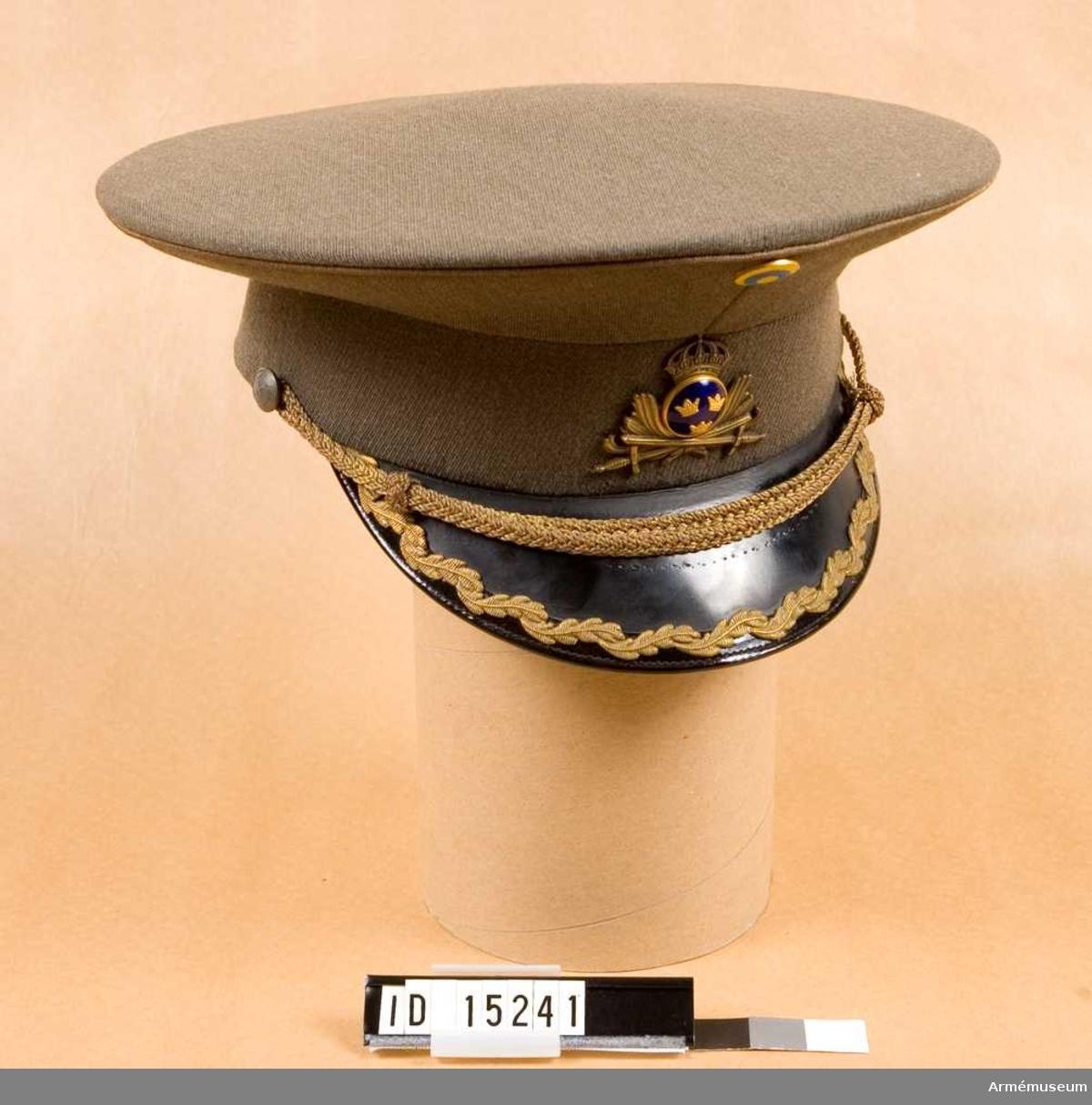 Skärmmössa m/1939