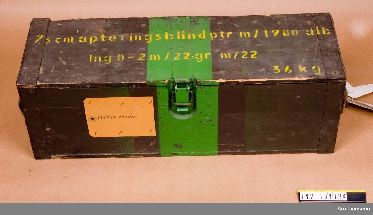 Ammunitionslåda