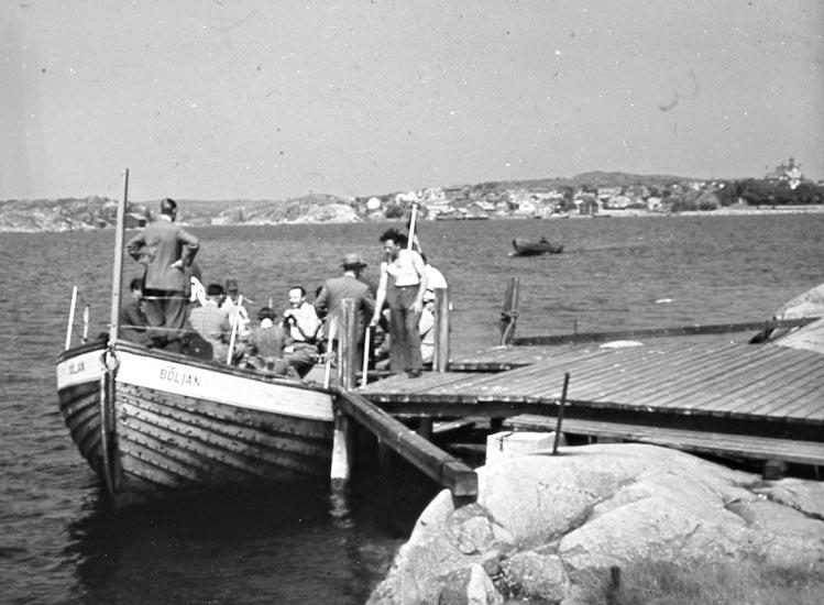 """Tidigare notering: """"Strömstad. Furholmen."""""""