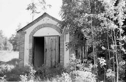 Byggnader på Alnö.
