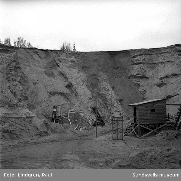 Gruvolycka i Hudiksvall.
