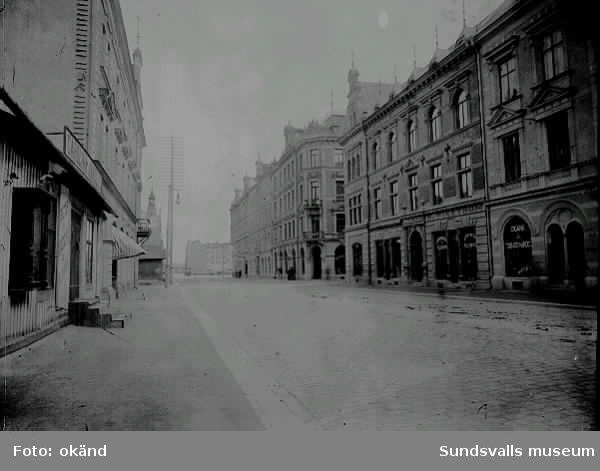Storgatan.