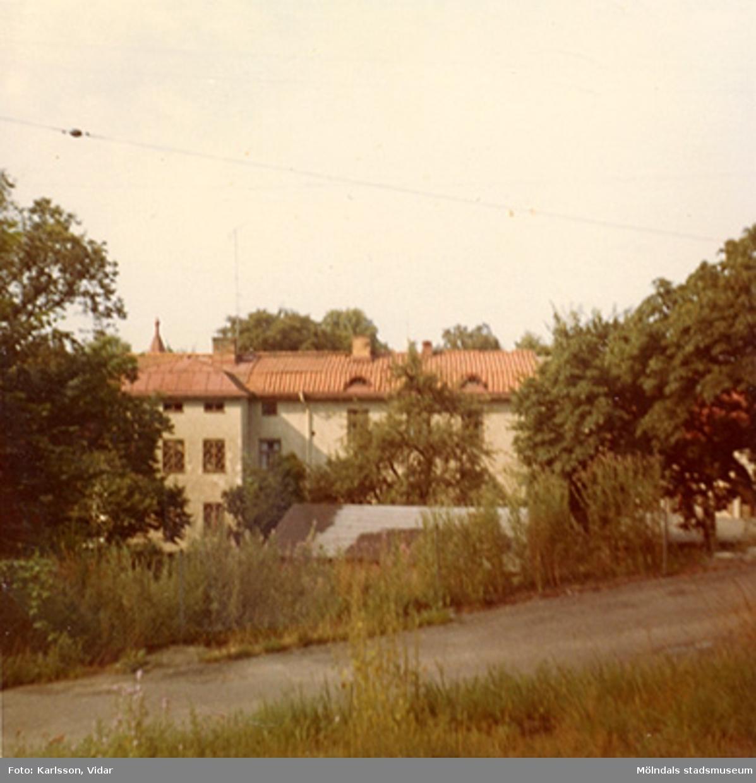 Bostadsbebyggelse, Trädgårdsgatan 4.