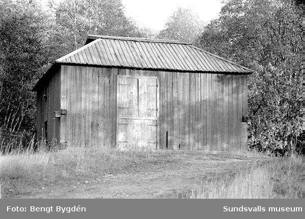 Rostugnslada vid Sörfors bruk, nu riven.