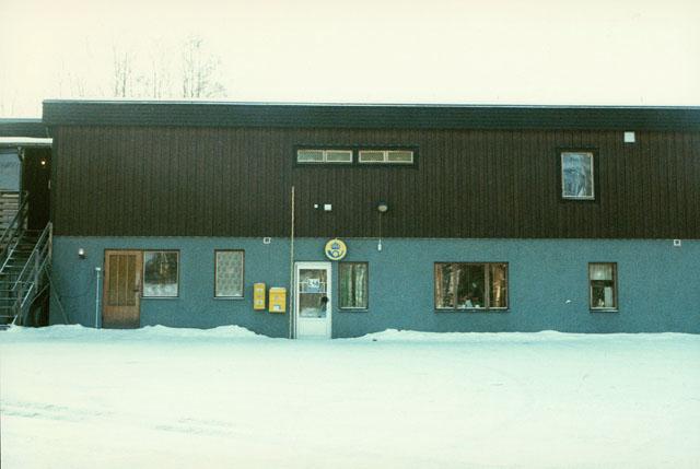 Postkontoret 714 02 Kopparberg Vallmovägen 1, Bångbro