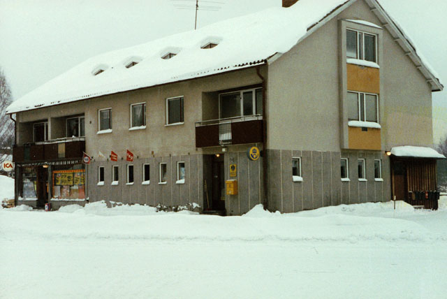 Poststället 914 02 Lögdeå