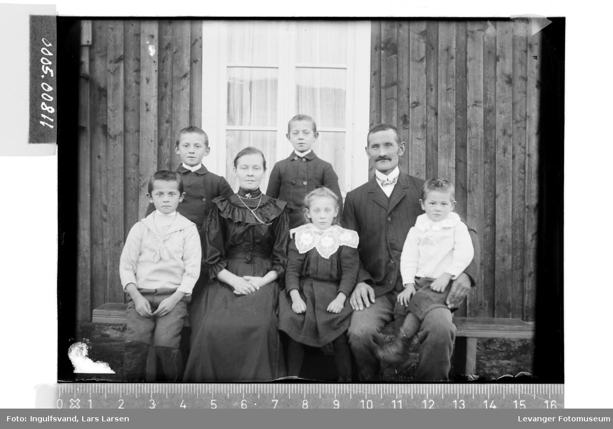 Familien Nordback.