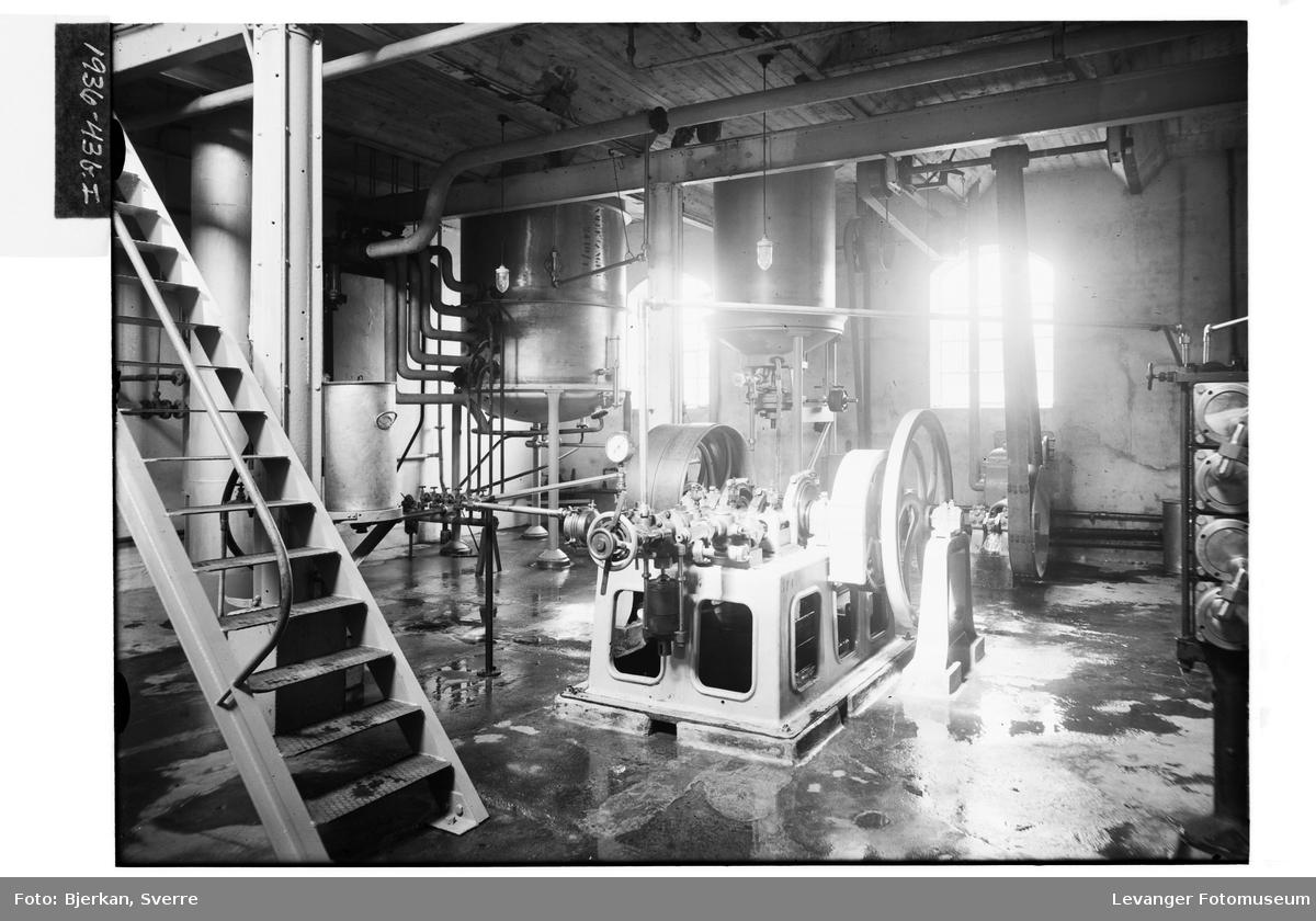 Levanger Melkefabrikk, interiør II