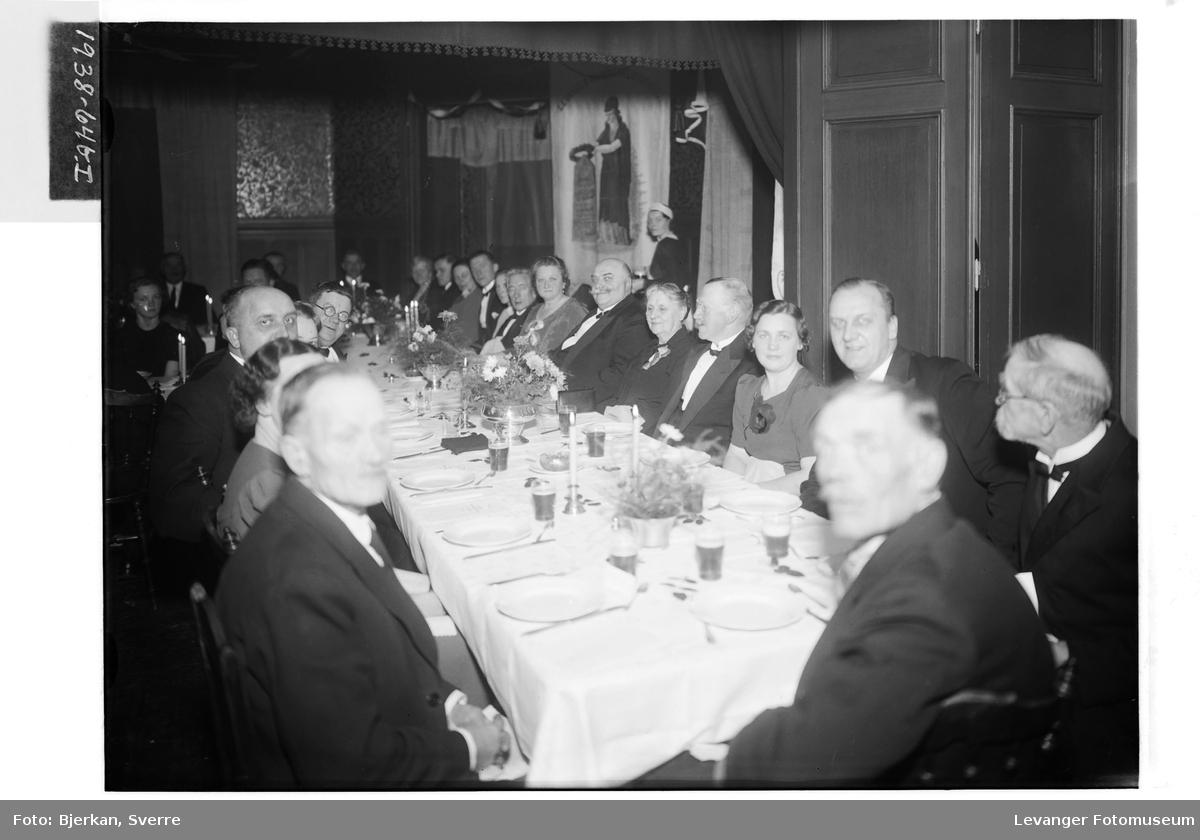 Levanger Håndverkerforenings 75 års jubileum II